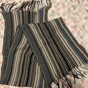 Large unisex scarf